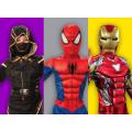 Αποκριάτικες Στολές SUPER HEROES
