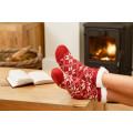 Χριστουγεννιάτικες Ποδιές-Κάλτσες