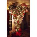 Επιτοίχια - Κρεμαστά - Ανάποδα Χριστουγεννιάτικα Δέντρα